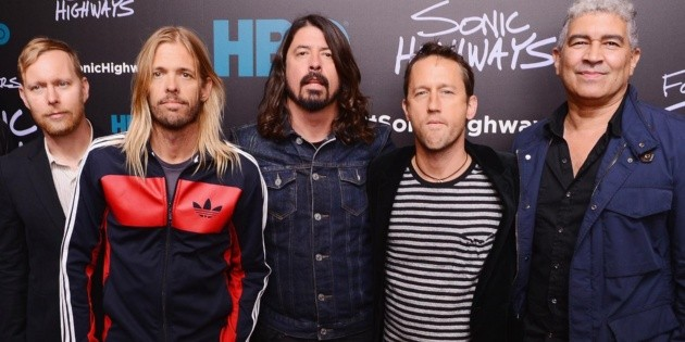 The Foo Fighters will give two concerts in Mexico!