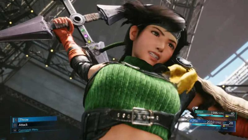 Final Fantasy VII Remake Part 2 will be influenced by Intergrade, says its director