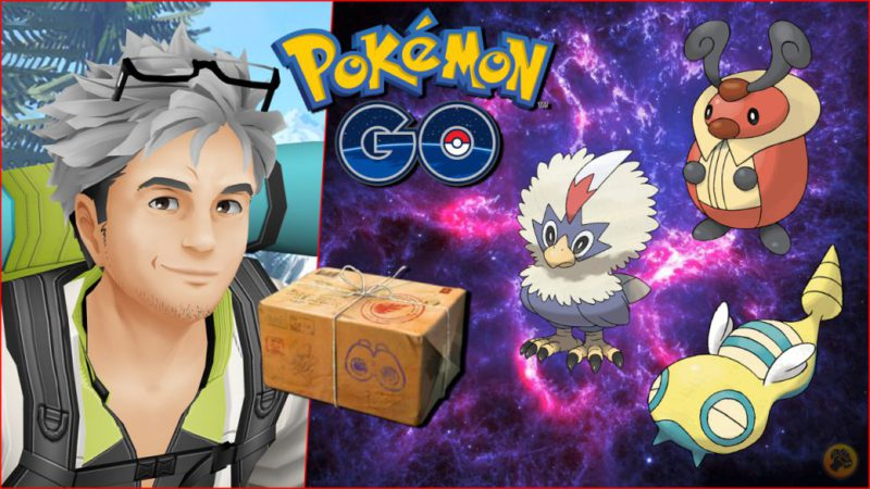 Pokémon GO: all research, rewards and shiny for July (2021)