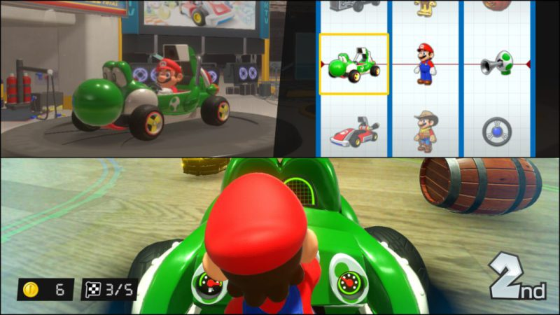 Mario Kart Live: Home Circuit is updated by surprise with a new free cup