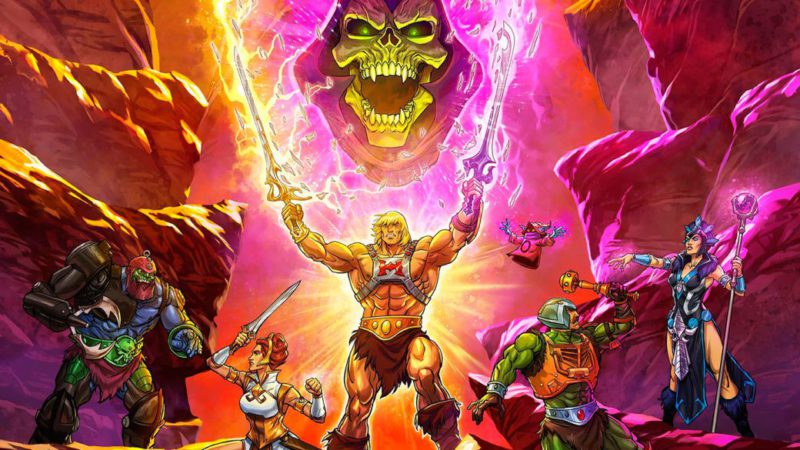 Spectacular final trailer for Netflix's Masters of the Universe Revelation: Pure Nostalgia