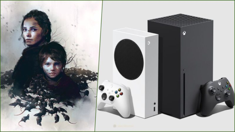 A Plague Tale: Innocence, upgrade now available on Xbox Series X   S;  included in Game Pass
