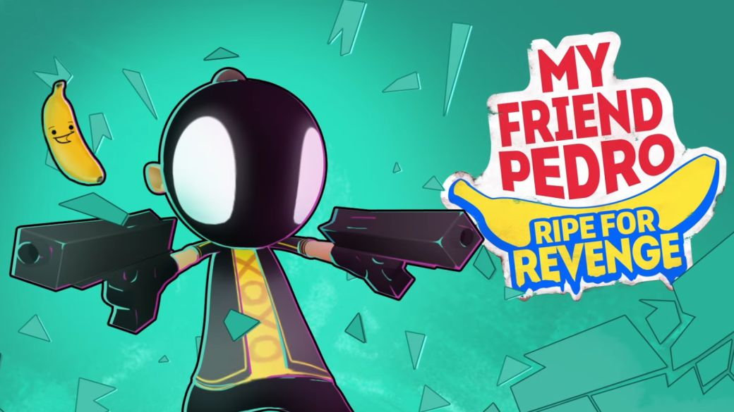 Así es My Friend Pedro: Ripe for Revenge, spin-off free to play para dispositivos iOS y Android