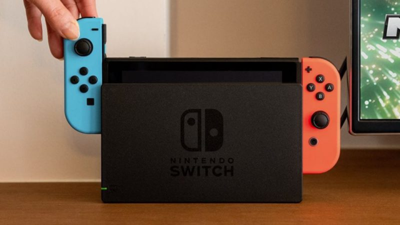 Nintendo Switch is updated to version 12.1.0;  download now available