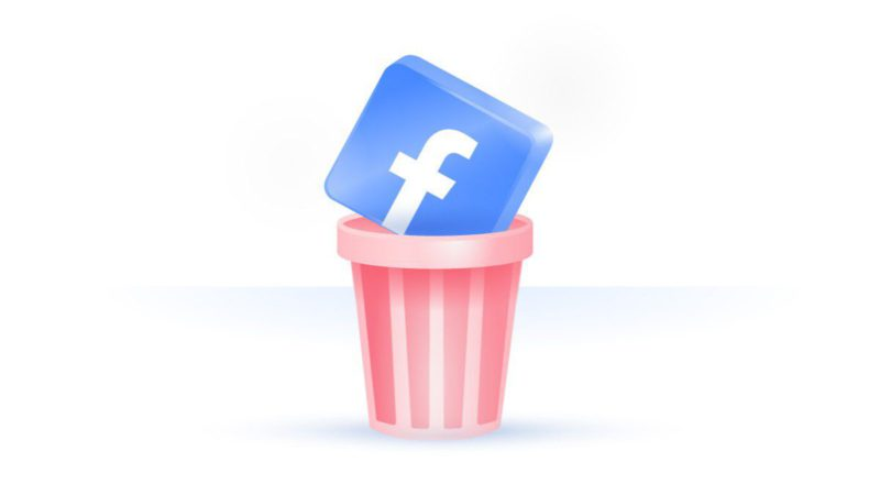 Borrar o desactivar una cuenta de Facebook, así es como se hace y eliges