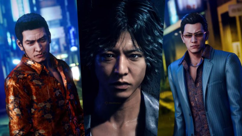 Lost Judgment unveils introductory scene on the streets of Yokohama