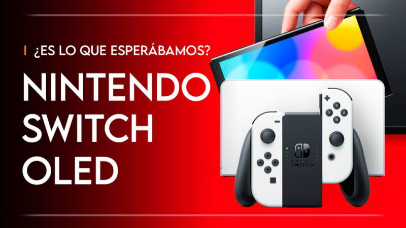 Neither 4K nor more power: is the new Nintendo Switch Oled what we expected?  |  Opinion