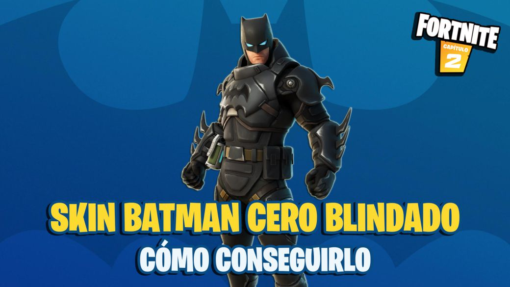 How to get the Batman Zero Armored skin in Fortnite