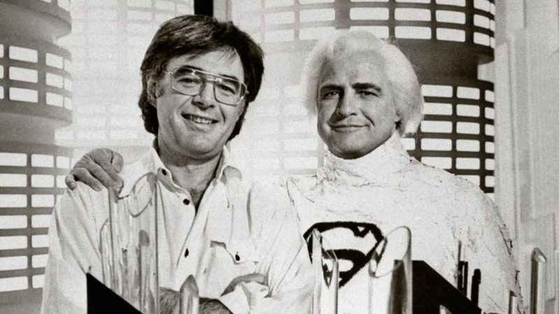 Richard Donner, director of Superman: The Movie, The Goonies or Lethal Weapon dies