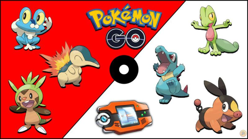 Pokémon GO - 5th Anniversary Event: All missions and reward starters