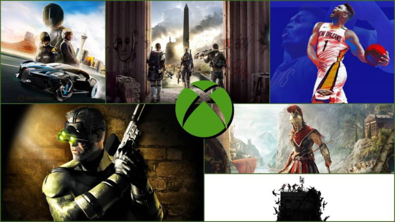 New offers on Xbox Series X | S and One: NBA 2K21, Splinter Cell, The Division 2 and more