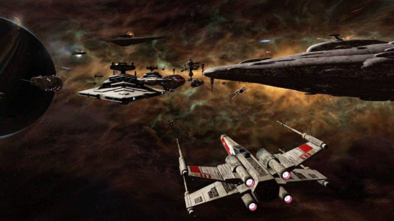 Star Wars: Rogue Squadron |  Its director confirms that the script is almost finished