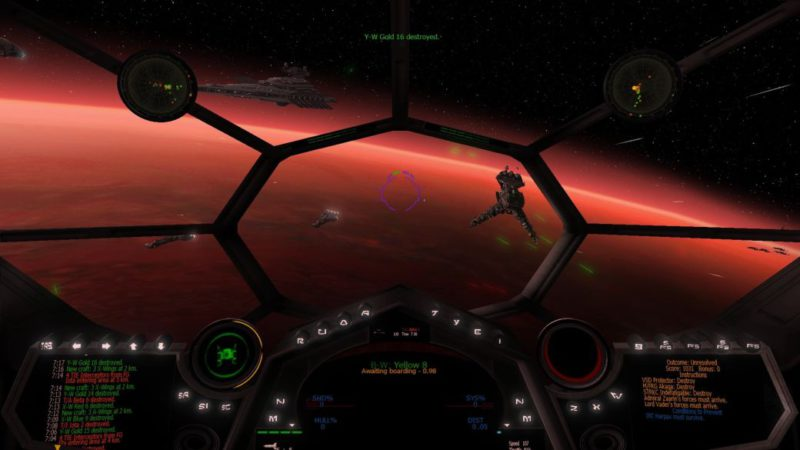 Star Wars: TIE Fighter Gets Unofficial Remake With Graphics Enhancements, VR And More