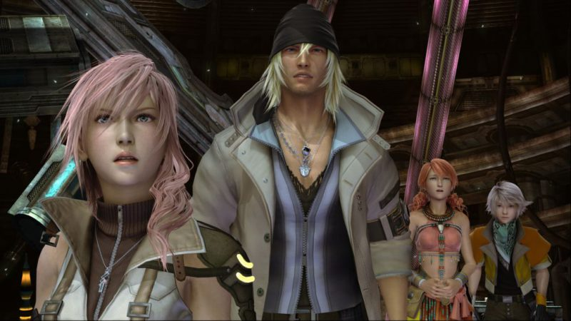 Final Fantasy XIII looks impressive on PC thanks to mods