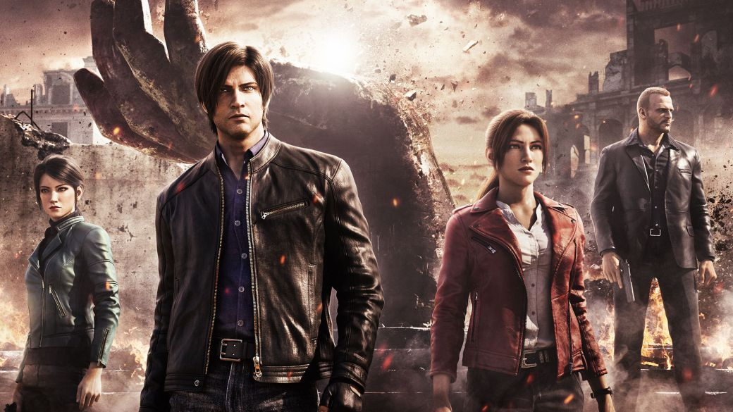 Resident Evil: Infinite Darkness from Netflix |  Trailer, release date and how many chapters it has