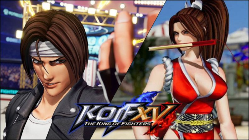 The King of Fighters XV confirms platforms and release window