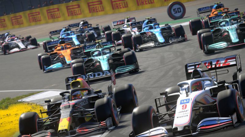 Codemasters (F1, DIRT) announces the departure to two of its top executives