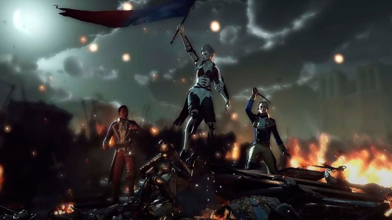 Steelrising boasts Souls-like action in the French Revolution with its new gameplay