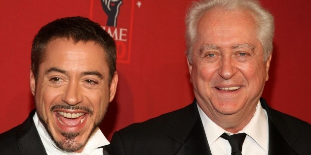 Sadness at Marvel: Robert Downey Jr.'s father died at 85