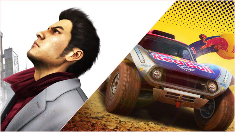 Humble Choice: DiRT 5, Yakuza 3 and more for Steam for less than 14 euros