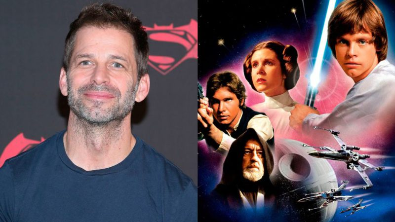 Rebel Moon, Zack Snyder's new movie born from his idea for Star Wars, is on the way