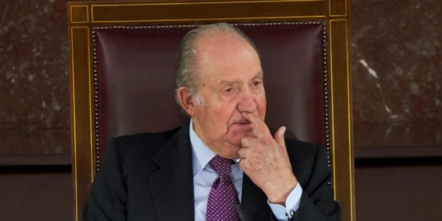 The story of King Juan Carlos who surpasses the Crown