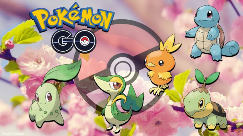 Pokémon GO - 5th Anniversary Event: how to complete the Collection Challenge