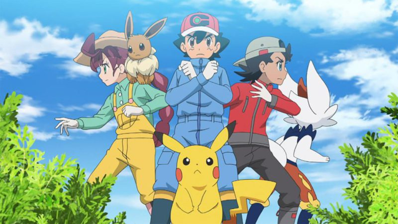 Pokémon Master Journeys - Official Trailer