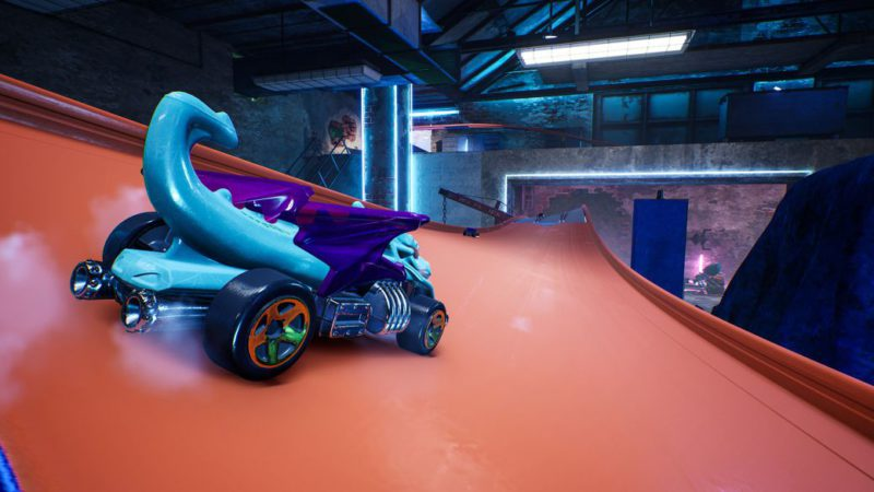 Hot Wheels Unleashed reveals its track editor in new trailer