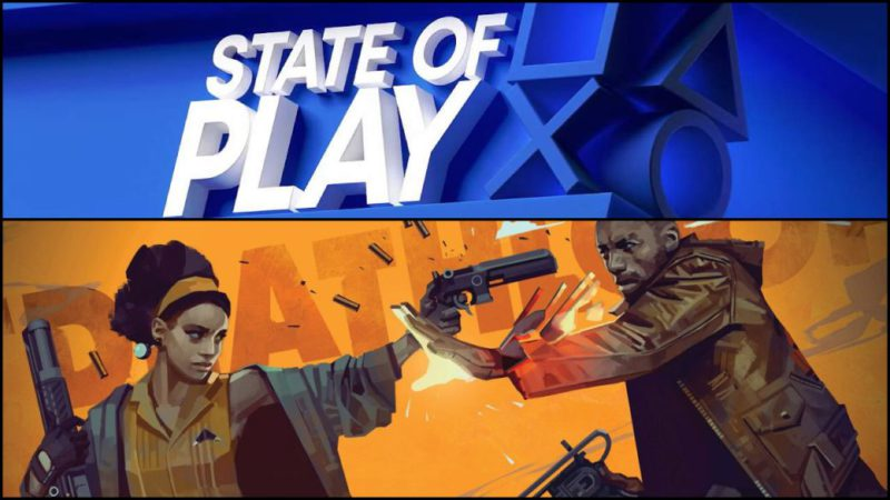 State of Play de PS5 y PS4
