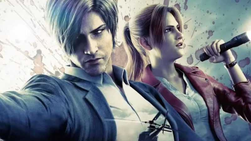 Resident Evil: Infinite Darkness, where is it located in the video game saga?