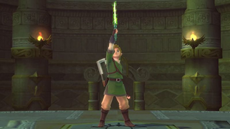 The Legend of Zelda: Skyward Sword HD: Link rises as a hero in this new trailer