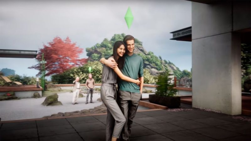 Imagine The Sims 5 with Unreal Engine 5 and Ray Tracing and the result is incredible