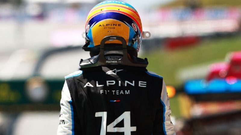 F1 2021 reveals the scores of all the drivers: Fernando Alonso, Carlos Sainz, Verstappen ...