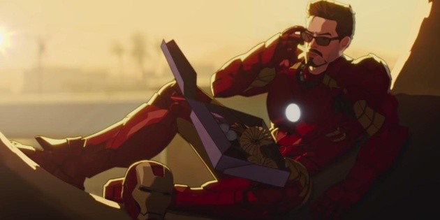 """Iron Man and Captain America are back: new trailer and release date for """"What If ...?"""""""