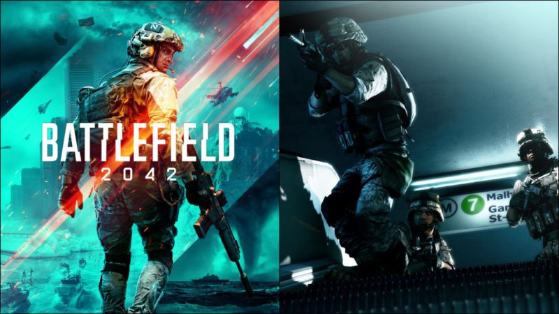 """Battlefield 2042 will feature """"some of the fan favorite maps"""";  more on EA Play Live"""