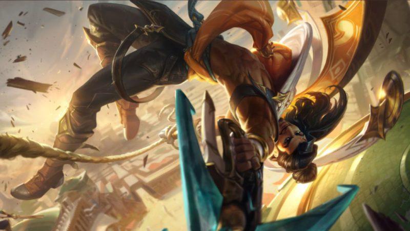 League of Legends welcomes Akshan, the Rebel Sentinel