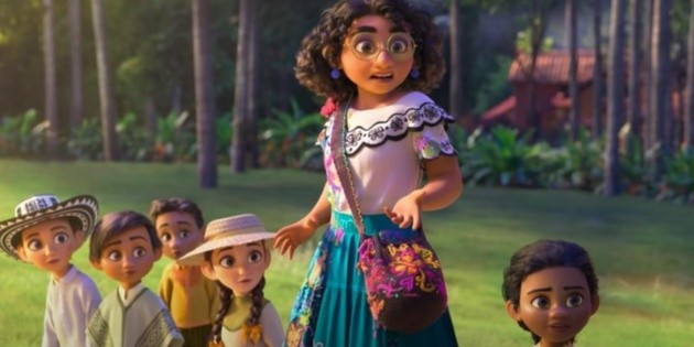 Disney revealed the first trailer for Encanto: release date and more details