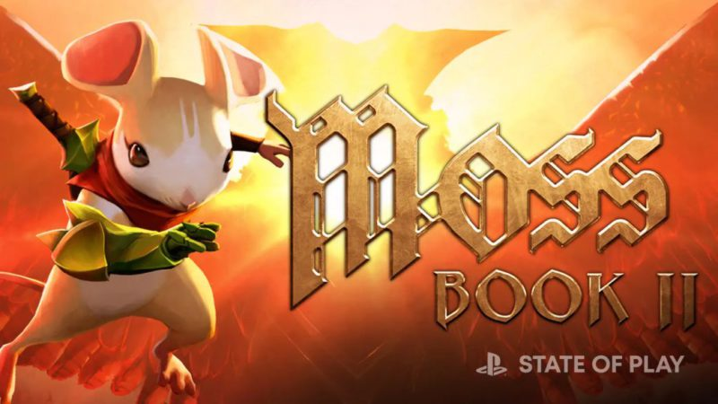 Moss: Book II, sequel to award-winning PS VR game announced