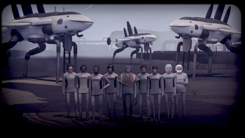 Jett: The Far Shore invites us to visit an unknown planet in his trailer for PS4 and PS5