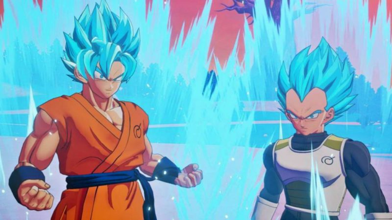 Dragon Ball Z Kakarot confirms resolution and FPS on Nintendo Switch
