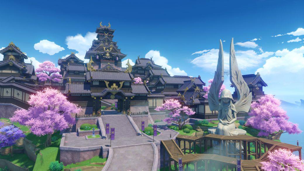 Genshin Impact 2.0 Trailer: The Immutable Goddess and the Eternal Utopia