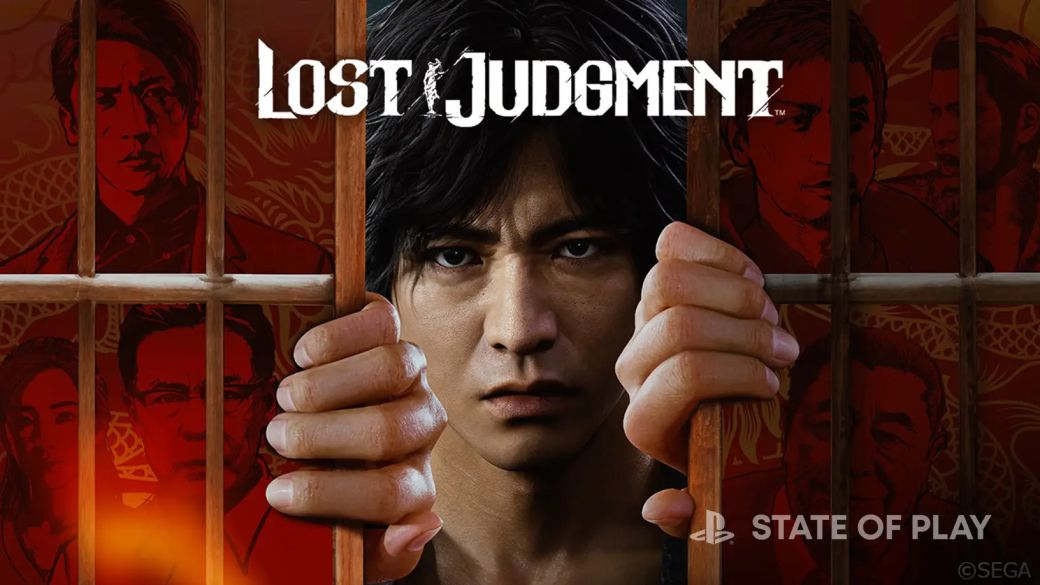 Lost Judgment |  New gameplay trailer