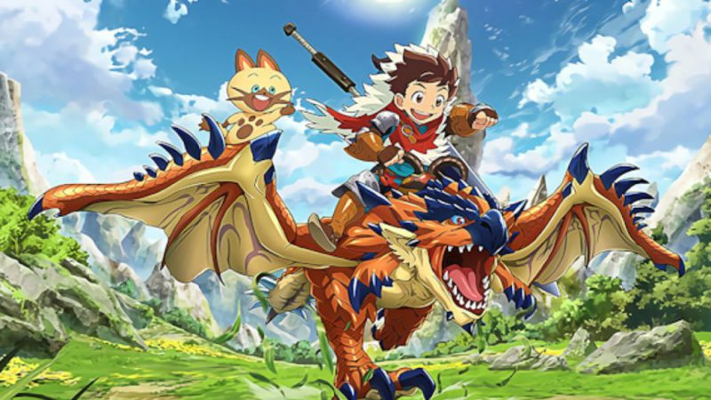 Monster Hunter Stories 2: graphical comparison between PC and Nintendo Switch