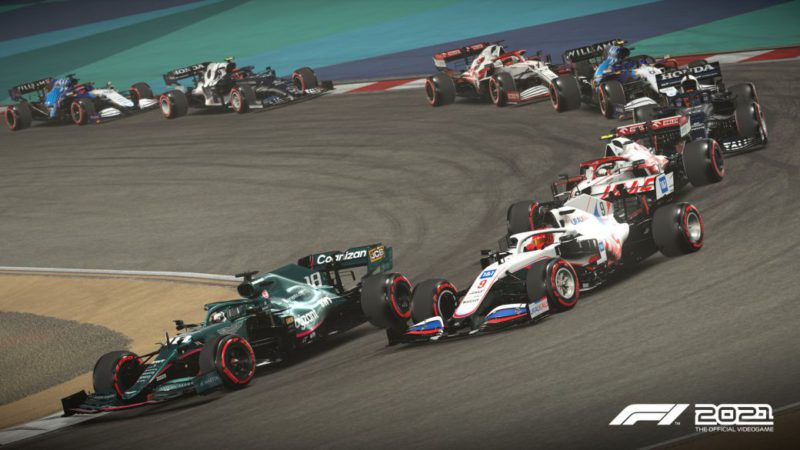F1 2021: Codemasters shares its launch trailer