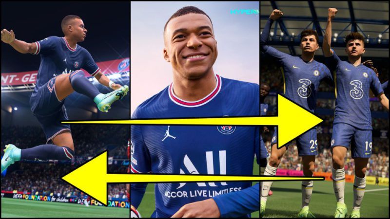 FIFA 22: what progress will carry over from PS4 to PS5 and Xbox One to Xbox Series X | S