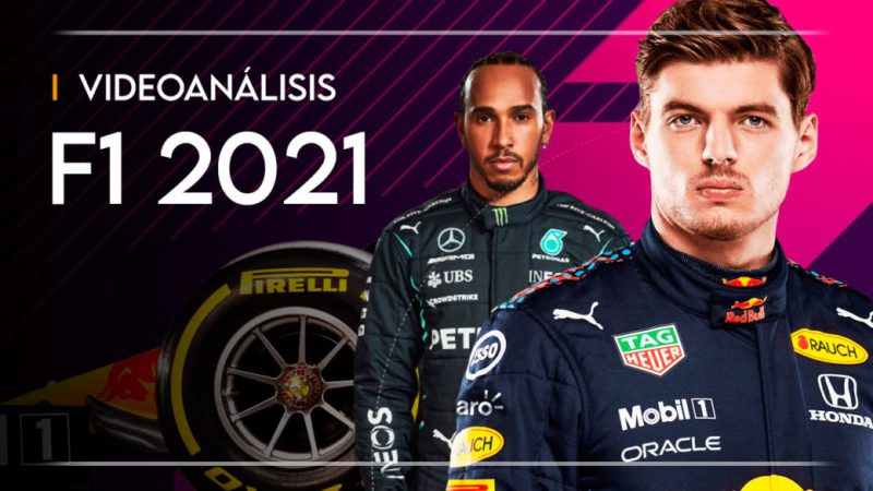 F1 2021, video analysis: the greatest show of the moving engine