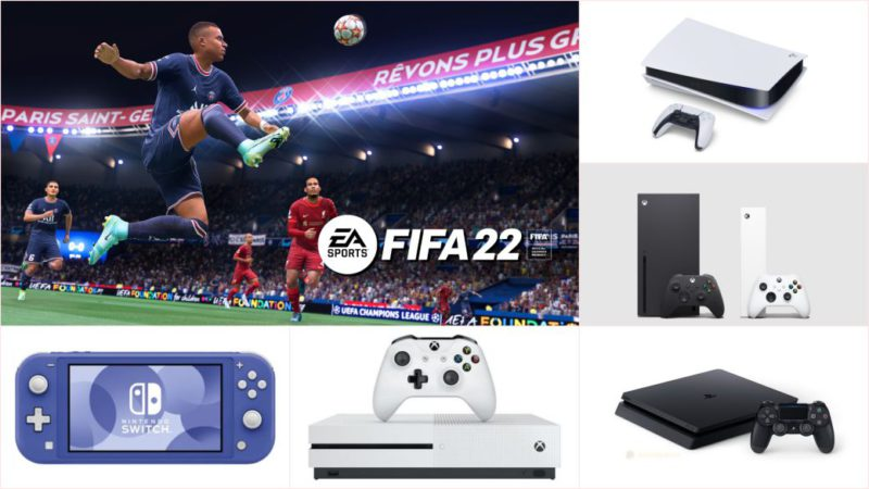 FIFA 22 |  All the differences between versions: PS5, Xbox, PS4, Switch and PC