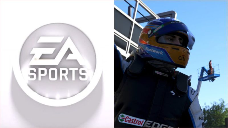 EA Sports modifies its intro to add Codemasters;  this is what it looks like in F1 2021