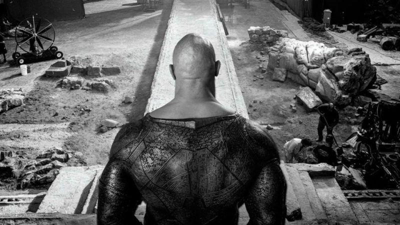 Dwayne Johnson Shares A New Look At His Black Adam Suit: Here's How The Rock Trains